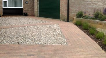 Driveways and paving
